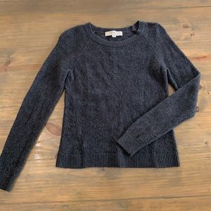 Loft scoop neck sweater. Size medium.